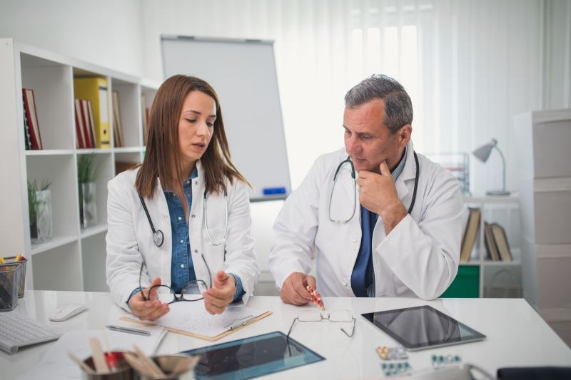 Many clinicians may make their treatment decisions on the basis of pharmaceutical promotional materials.