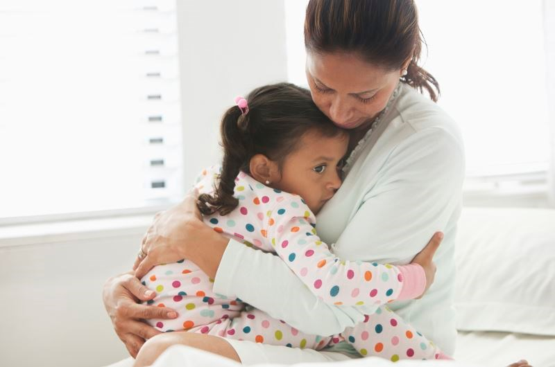 Pain Catastrophizing May Mediate Child Pain Associated With Parent, Child PTSD