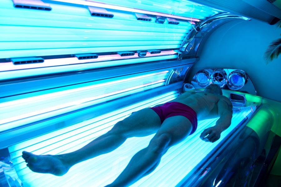 Indoor, Sunless Tanning More Common Among Sexual Minority Men