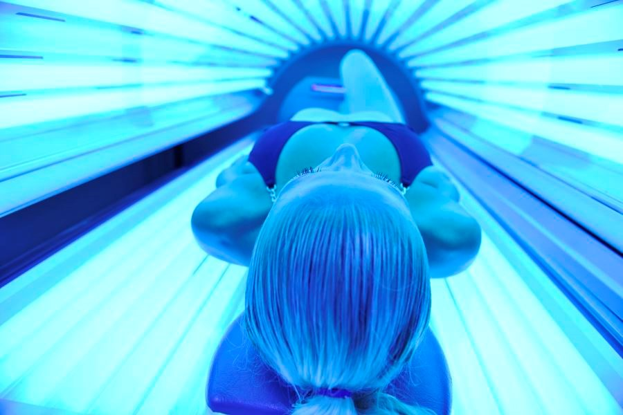 Few Indoor Tanners Have Been Screened for Skin Cancer
