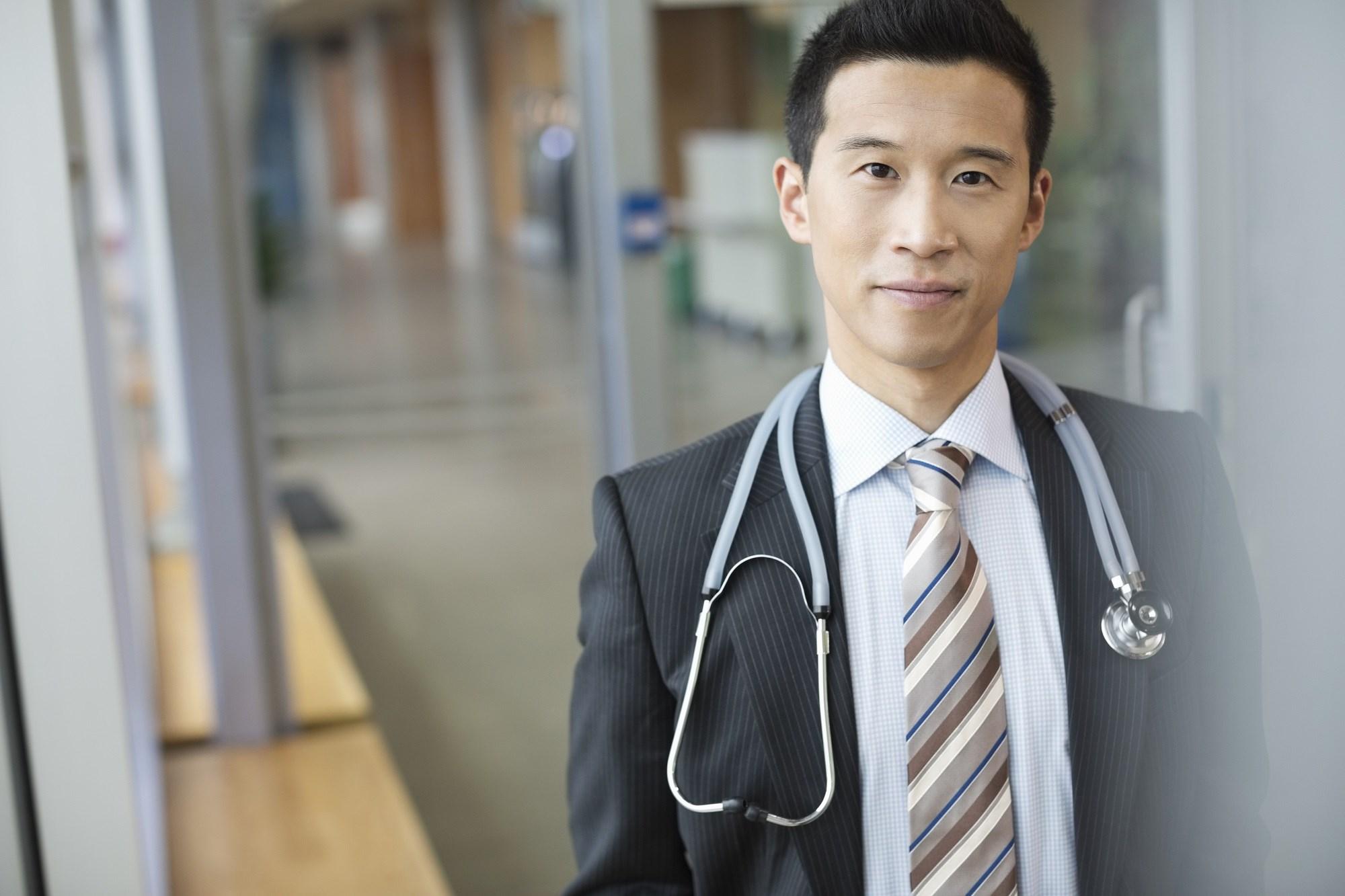Patients Care About the Clothes Doctors Wear