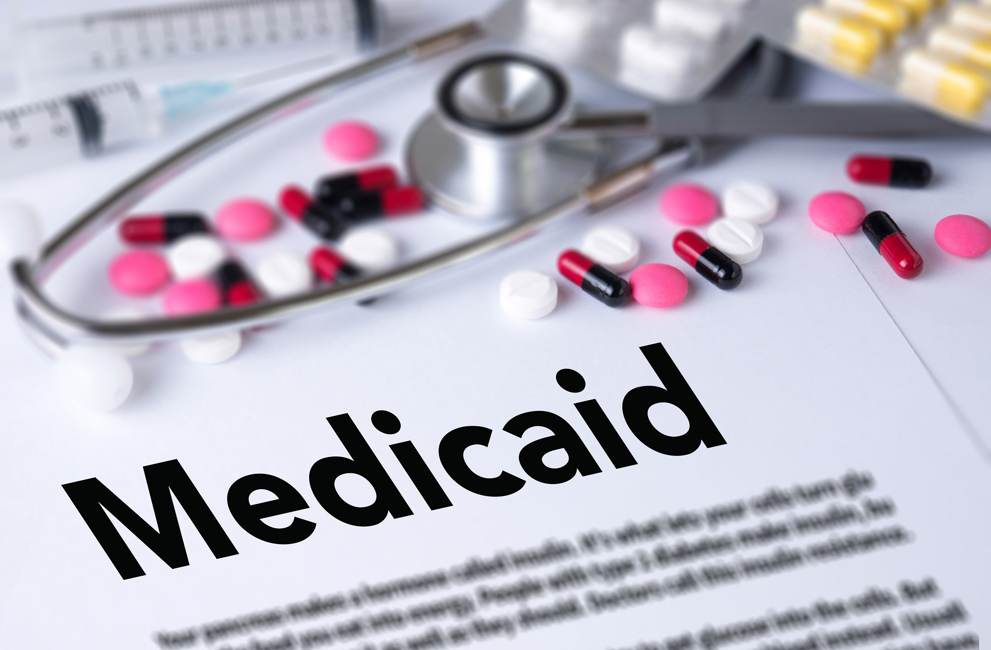 Medicaid work requirements will only impact a small proportion of persons and may only generate minimal savings.
