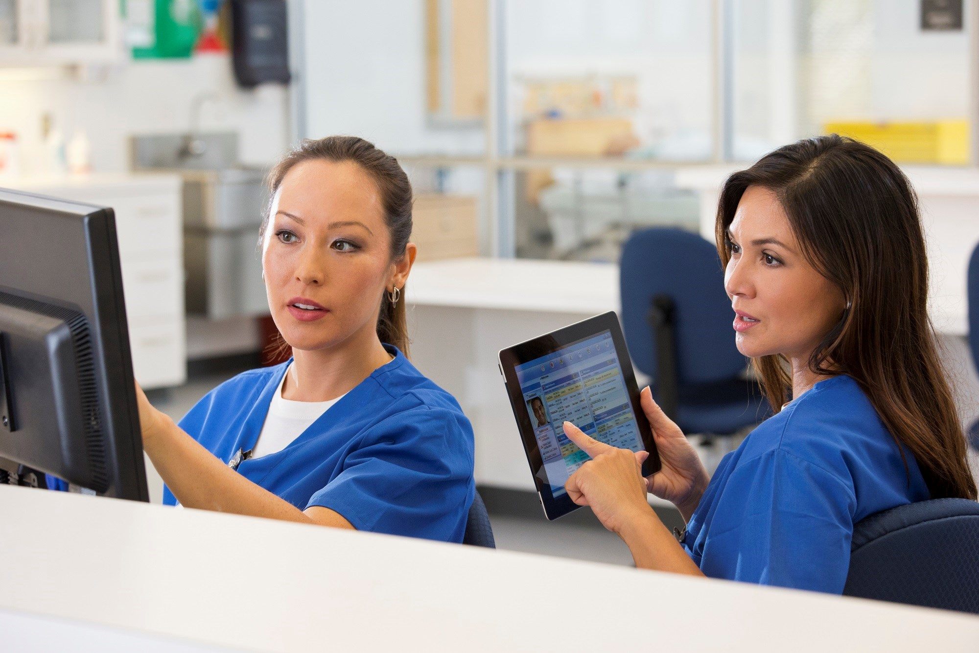 Nurses With Bachelor's Degree Feel More Prepared
