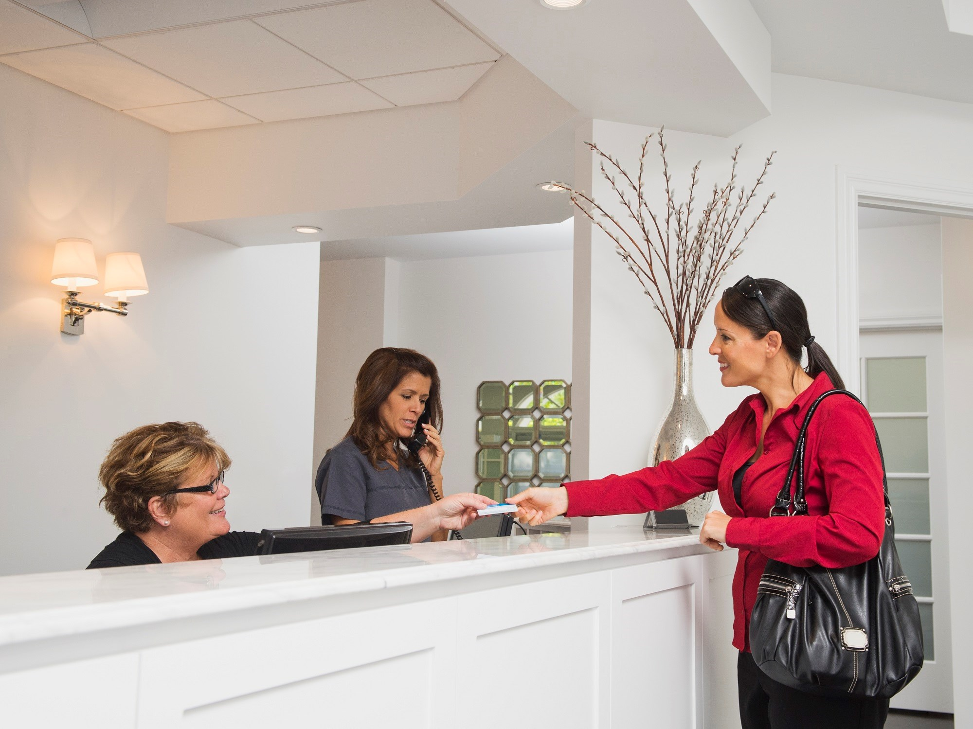 Front Desk Staff Can Set Up a Practice for Successful Billing