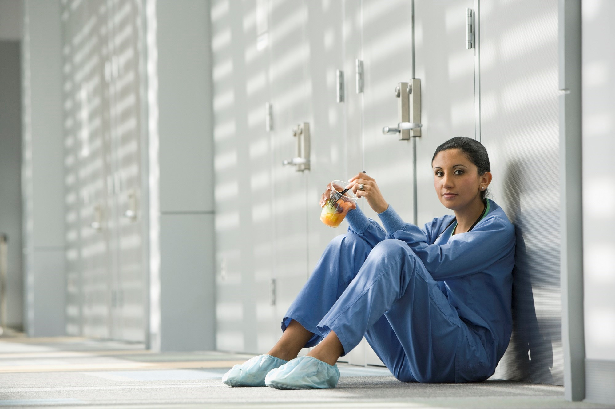 Limited Success for Changing Diet and Exercise Among Nurses