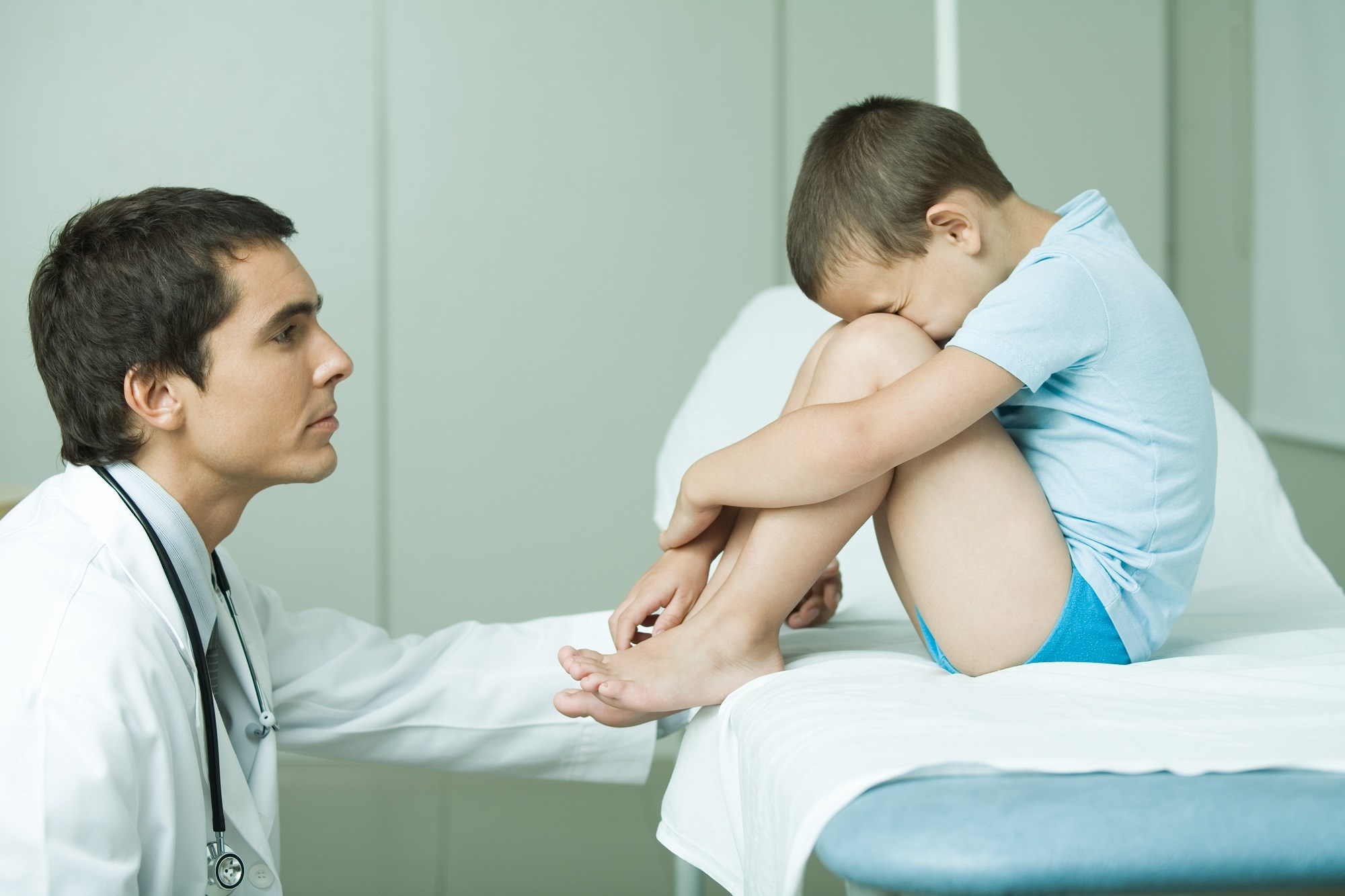 50 Percent of Children Aged 2 to 5 Years Fear Doctor Visits