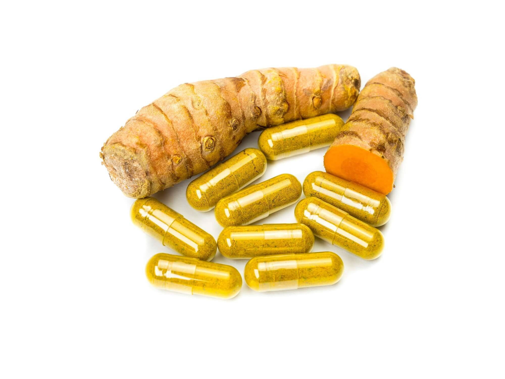 Turmeric Polyherbal Supplement May Help Reduce Facial Erythema