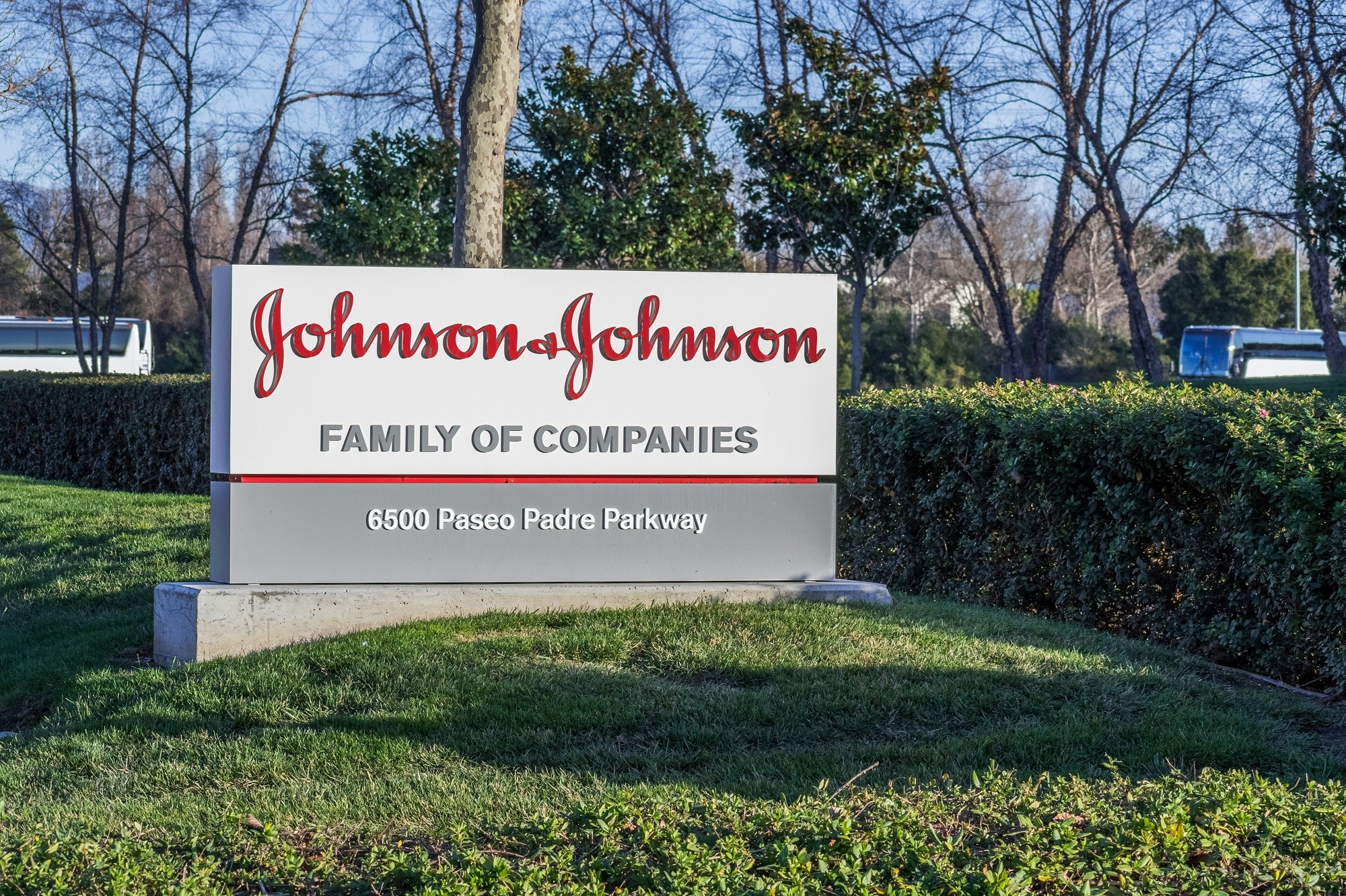 In a drug industry first, Johnson & Johnson will start giving the list prices of its prescription drugs in television ads.